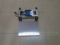 316不锈钢电子平台秤价格75kg电子秤价位