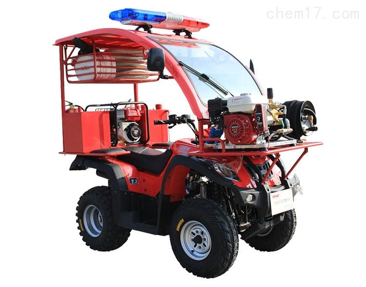 消防摩托车设备