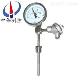 WSSP热电阻远传双金属温度计