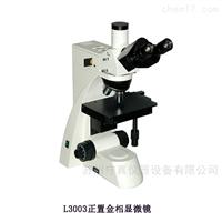 L3003正置金相显微镜