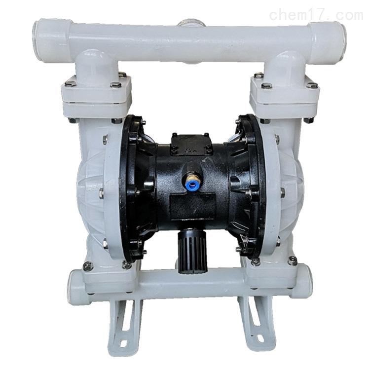 qby气动隔膜泵厂家
