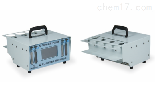 ZC-Q0004四路大气采样器