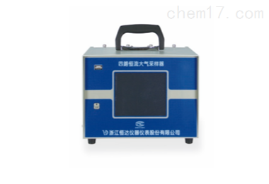 ZC-Q0014四路恒流大气采样器