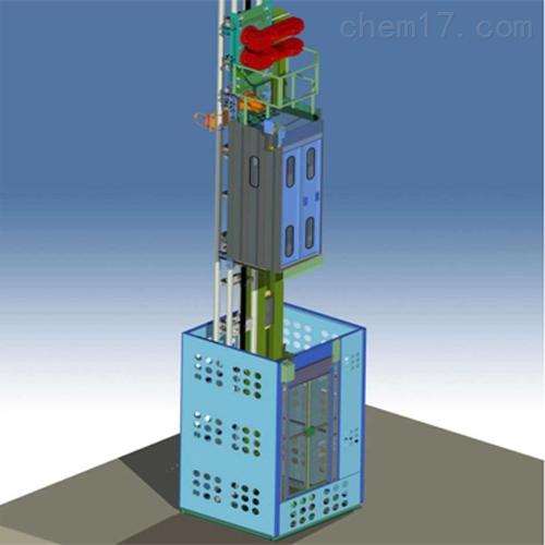 商洛市烟筒升降机烟囱升降梯安装施工单位