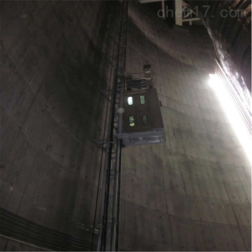 响水县烟筒升降机烟囱升降梯安装施工