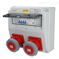 工业插座配电箱