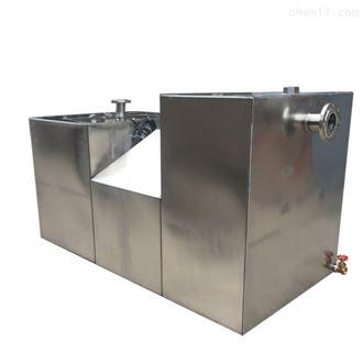 不锈钢地埋式隔油池
