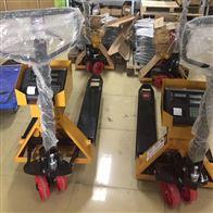 DCS-HT-F1000kg带打印液压托盘秤 福州2吨手动叉车称