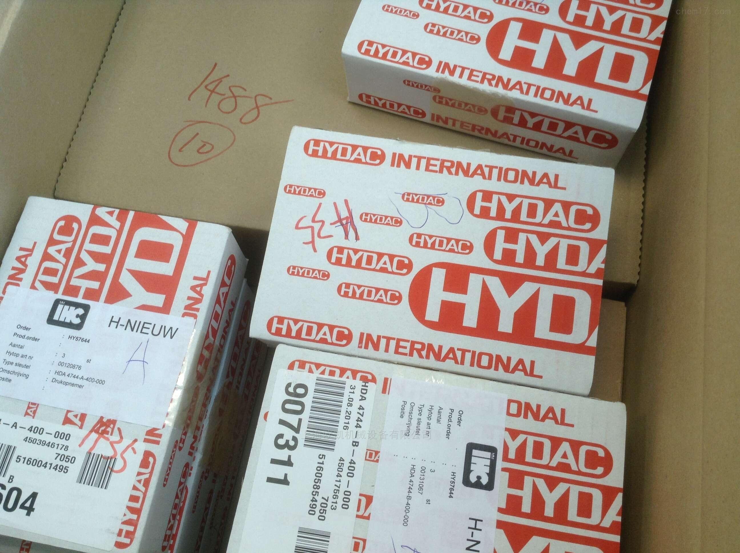 贺德克传感器HDA4745-A-016-000到货啦