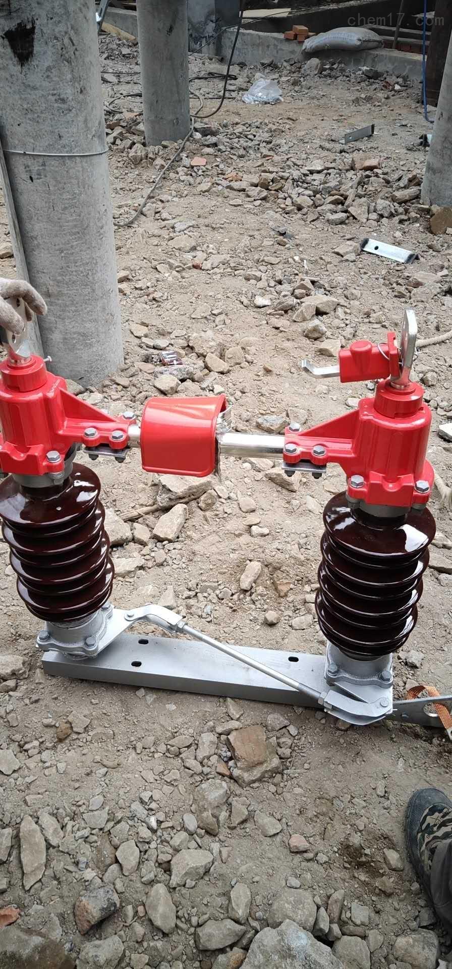 GW4-40.5/630A高压隔离开关