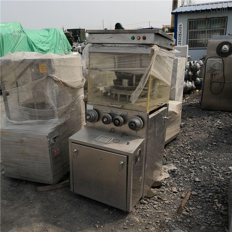 出售二手压片机 回收闲置制药设备
