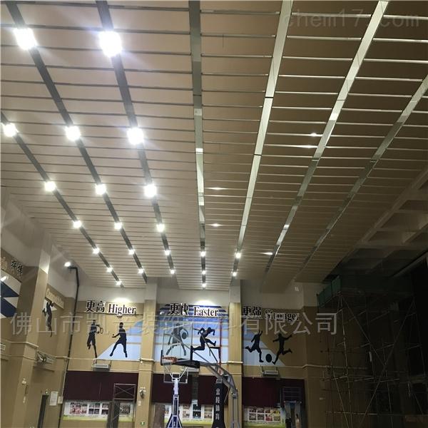 体育馆吸声体-铝框空间吸音体工厂