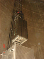 高邮市烟囱升降机烟筒升降梯安装工程~烟筒