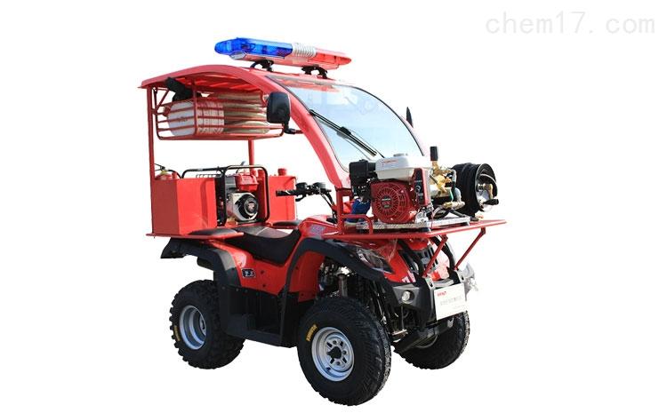 斯库尔消防摩托车