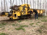 今到二手1000型木材破碎机成色新