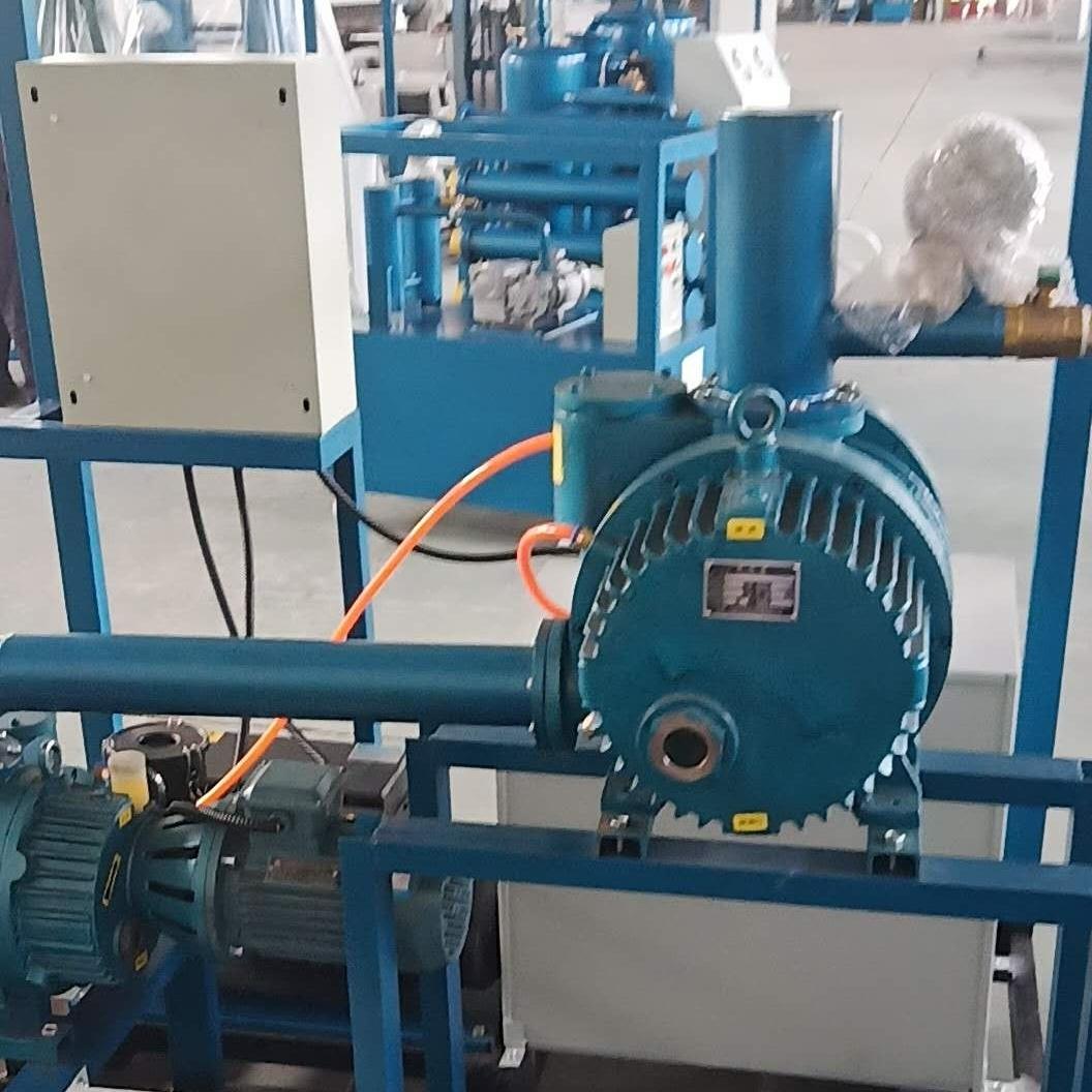 变压器抽真空抽气机组真空泵承试
