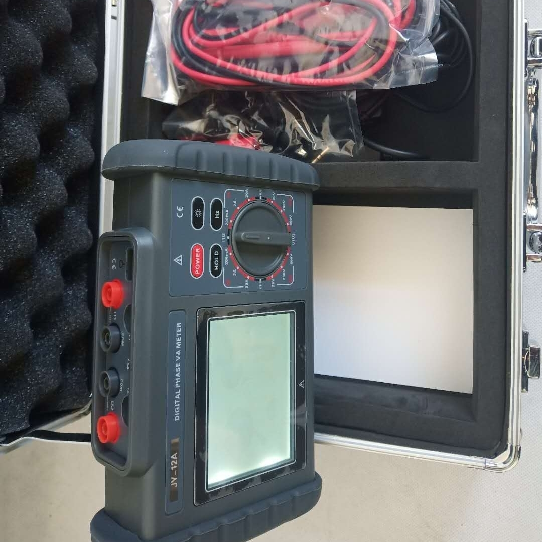 接地电阻测试仪承装修试电力资质认证