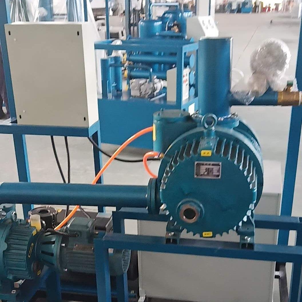 电力资质专用真空泵机组