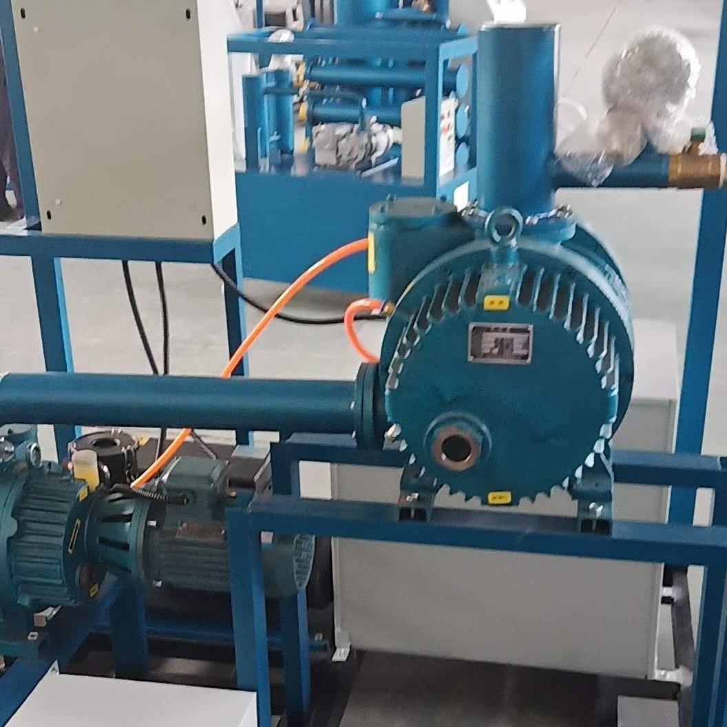 办理真空泵承装修试电力设备满足哪些要求