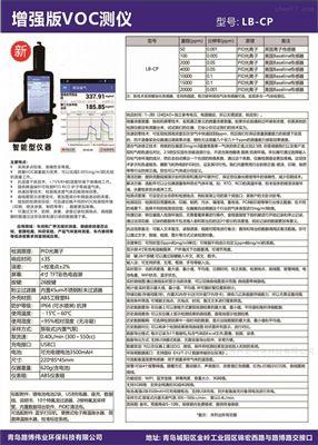 增强版VOC检测仪