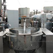 现金回收500升电加热夹层锅