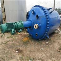 二手搪瓷反应釜-2000L-3000L-6300L-10吨