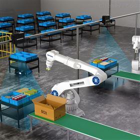 3D視覺系統自動抓取