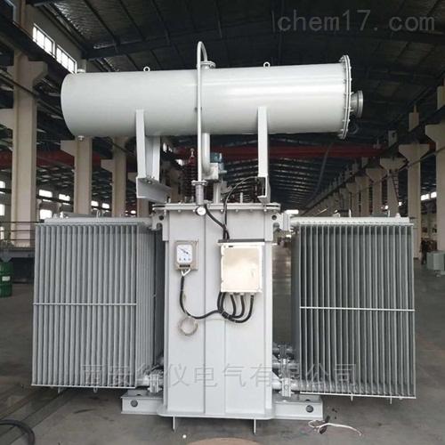 S11-12係列低損耗節能油浸式電力變壓器廠家