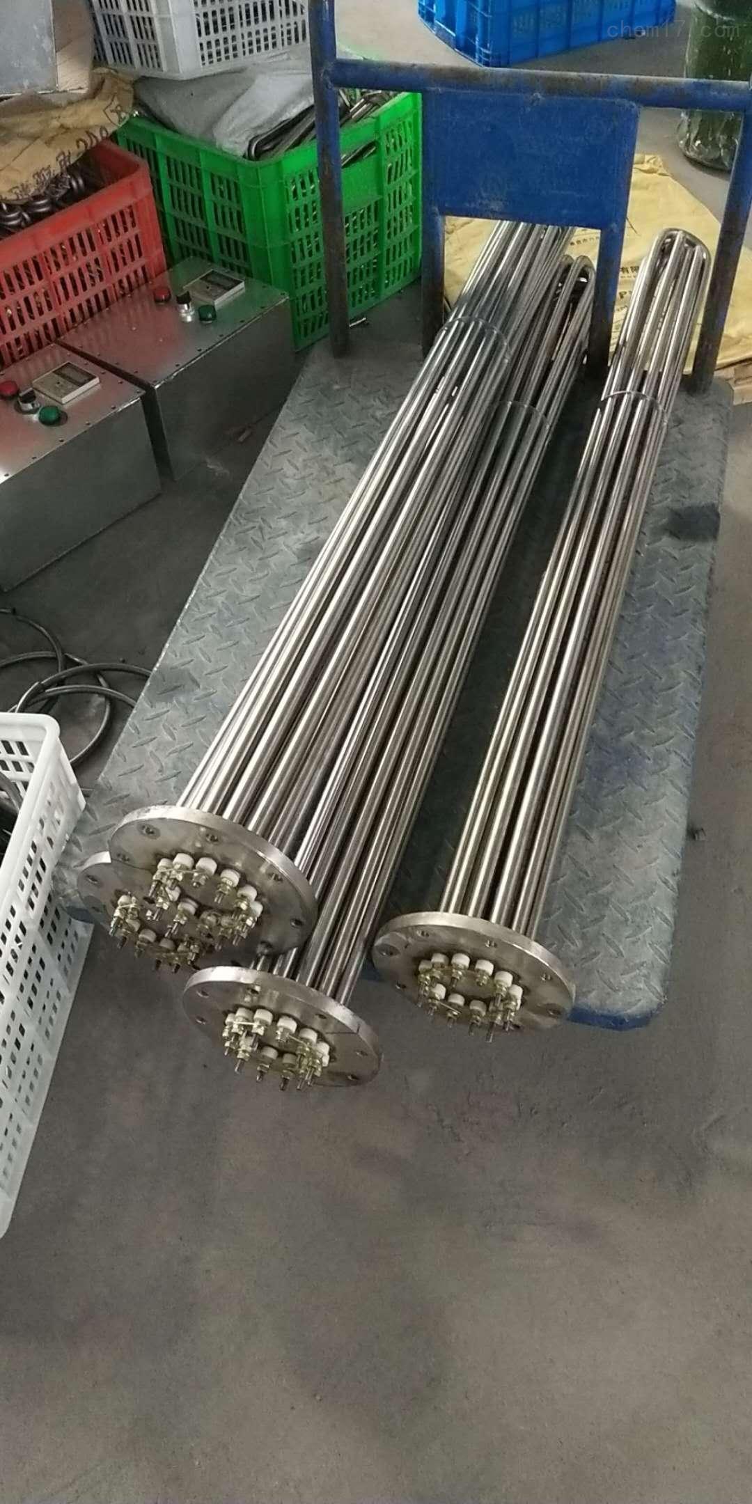 浸入直热式管状电加热器