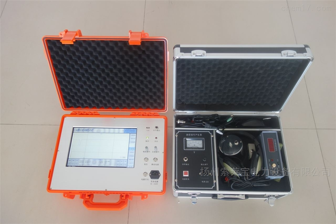 二级承装(修、试)地埋电缆断点故障测试仪