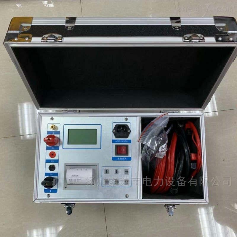 扬州-100A回路/接触电阻测试仪设备承修