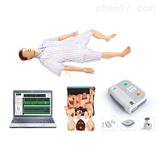 综合心肺复苏急救模拟人