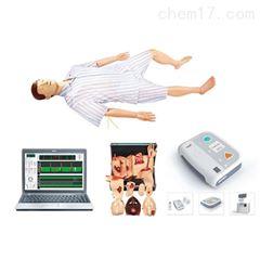 全功能急救心肺复苏模拟人