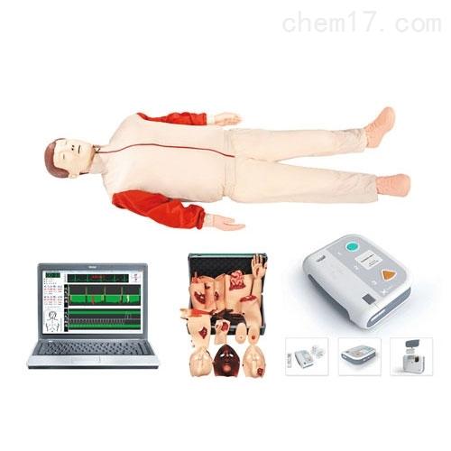 心肺复苏模拟假人