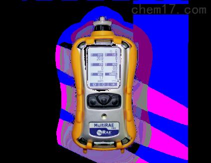 美国华瑞MultiRAE 2六合一气体检测仪