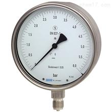 332.30, 333.30德国WIKA威卡不锈钢材质检测压力表