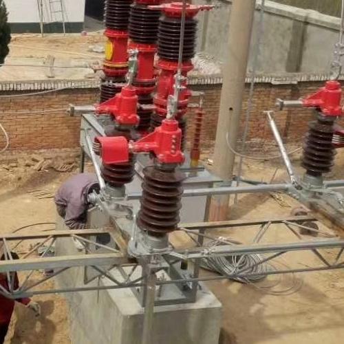 35KV双接地线路型高压隔离开关GW4厂家批发