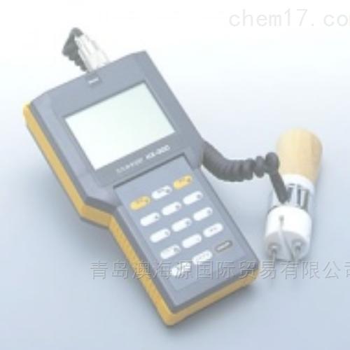 日本KETT便携/气压式水分仪水分计CM胶凝剂