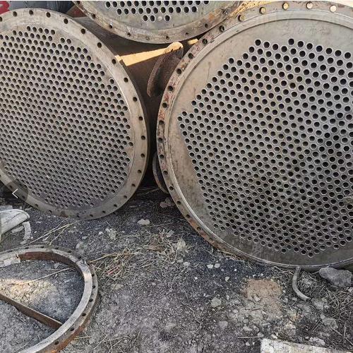 回收二手石墨冷凝器