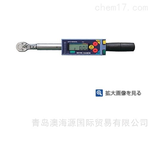 日本进口中村KANON数字扭矩扳手DTC-N10EXL