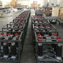 成都35千伏水平式高压隔离开关发电厂