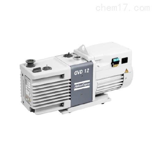 阿特拉斯双级旋片真空泵GVD0.7-28系列