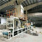 河北大城县岩棉复合板设备价格