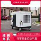 35千瓦双电压静音柴油发电机型号