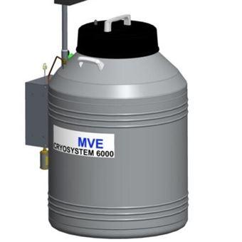 Cyrosysterm6000FULLAUTO美国MVE细胞气相储存罐Cyrosy6000FULLAUTO
