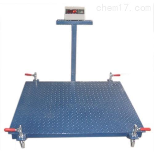 可移动动态电子地磅