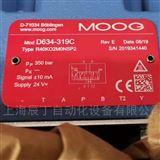 美国moog伺服阀D634-39C原装现货