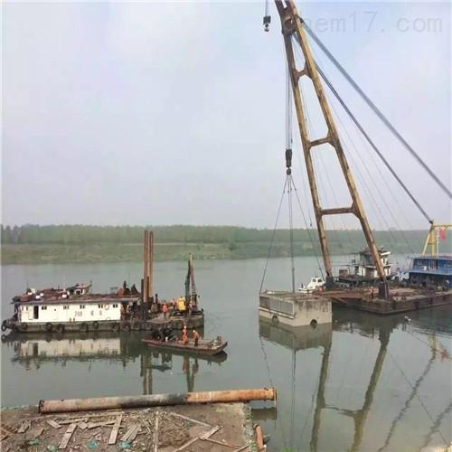 莆田市沉管工程公司水下铺设管道