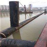 沉管安裝漳州市水下管道安裝公司沉管