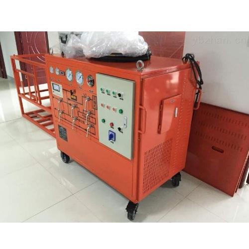 SF6气体抽真空充气装置承装修试办资质